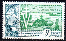 Océanie: Yvert N° A 31 - Airmail