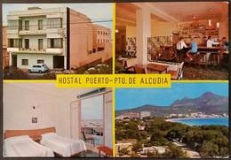 Ak Spanien - Mallorca - Puerto De Alcudia - Hotel - Mallorca