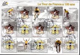 N-8  France Bloc Ou Carnet N° 59 Oblitéré . A Saisir !!! - Gebraucht