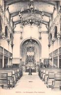 REIMS (51-Marne) Intérieur Synagogue-Synagoge-Judaïca-juden-Juif-Judaïsme-Religion - Jewish
