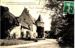 La PONSIE Le Château - Otros Municipios