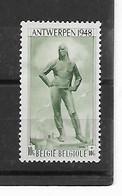 België N° 785  X Scharnier  Cote 25 Euro - Ungebraucht