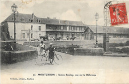 21 Côte-d'Or - Montzeron, Usines Bouhey, Vue Sur Le Refectoire - Autres Communes