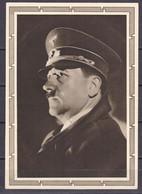 Deutsches Reich - 1939 - Propagandakarte - Hitler Uniform - München Hauptstadt Der Bewegung - Sonderstempel - Stamped Stationery