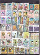 Stamps LIBYA 1977 1981 1988 1989 TRIPOLI FAIR And Others SETS #223 - Libye