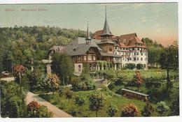 Zürich Waldhaus Dolder Gebraucht 1908 NachUSA - ZH Zurich
