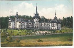Zürich Grand Hotel Dolder Gebraucht 1908 NachUSA - ZH Zurich