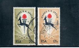 AFRIQUE DU SUD 1969 O - Oblitérés