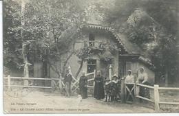 2708 - LE CHAMP-SAINT-PERE - MAISON DU GARDE  ( Animées ) - Sonstige Gemeinden