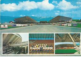 BIG POSTCART ( Size 14cm/21cm ) - Stadium Poljud - Hajduk Split,Croatia - Stadiums