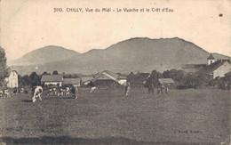 H3101 - CHILLY - D74 - Le Vuache Et Le Crêt D'Eau - Autres Communes