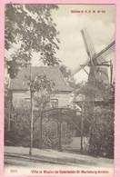 Villa Et Moulin Du Caterheide - St Mariaburg-Anvers - Villa En Molen - Antwerpen