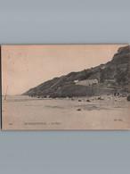 14 - Calvados - Hennequeville - Cpa - La Plage - 1906 - Altri Comuni