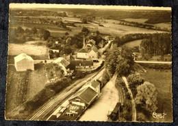 36 Indre Lucay Le Male La Gare Et La Laiterie - Andere Gemeenten