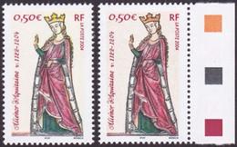 3640, Orange Absent Couronne Jaune, Neuf - Variedades: 2000-09 Nuevos