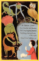 R529581 A Cornish Litany. From Ghoulies And Ghosties. F. Frith - Mundo