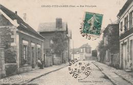 Selection De 25 Cartes Cpa De France. Animations - 5 - 99 Postkaarten