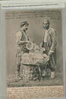 SALUT DE CONSTANTINOPLE MARCHAND DE POTERIE  (JANVIER  2021 940) - Turquia