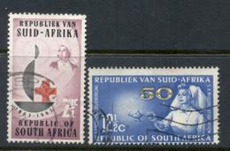South Africa 1963 Red Cross Centenary FU - Neufs