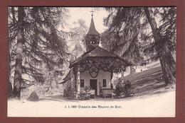 Valais / Wallis - Chapelle Des MAYENS DE SION - VS Valais