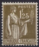 FRANCE N* 287 Charniere - Ungebraucht