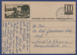 BPK Avenches (aa5741) - Stamped Stationery