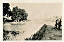 2 PHOTOS FRANCAISES 2e DIC DE TOURS SUR MARNE PRES DE ATHIS - GUERRE 1914 1918 - 1914-18
