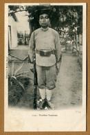"""TONKIN : """" TIRAILLEUR TONKINOIS """"  1904 - Vietnam"""