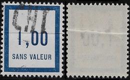 FICTIF N° 16 ** Surcharge CHT Pour CHiffre Taxe De Marseille-second Choix Car Pli_1 Ex - Phantomausgaben