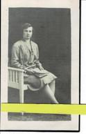 Maria De Bosschere O Anzegem 1903 + Oudenaarde 1932 - Devotion Images