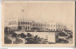 19.... SOMALIA ITALIANA - MOGADISCIO - PALAZZO DEL GOVERNATORE - E0628 - Somalia