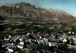 En Avion Au Dessus De St Saint-Bonnet-en-Champsaur (Hautes-Alpes) Vue Générale (Dévoluy) Carte Lapie N° 5 - Other Municipalities