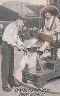 Shoe Shine Stand , 1912 - Autres