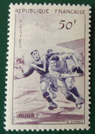 1074 France 1956 Neuf  Rugby - Unused Stamps