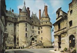 Indre Et Loire : LANGEAIS : Château : Entrée - La Maison Dite De Rabelais : Das Schloss - The Castel : Grand Format - Langeais