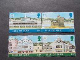 ILE DE MAN   -  CEPT  N° 330  / 333   Année   1987    NEUF XX    ( Voir Photo ) - 1987