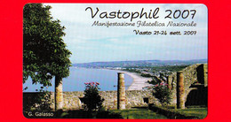 NUOVA - ITALIA - Scheda Telefonica - TELECOM - 2365 - F4422 - Vastophil 2007 - Public Practical Advertising