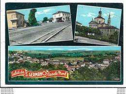 San Germano (AL) - Non Viaggiata - Autres Villes
