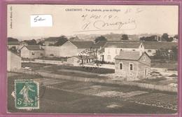 Chaumont Vue Générale Prise Du Dépôt - Julien Et Morel - Chaumont