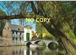 00904 BRUGGE BRUGES // INGANGSPOORT VAN HET PRINSELIJK BEGIJNHOF ENTREE DU BEGUINAGE PRINCIER / NON ECRITE // DOS DIVISE - Brugge