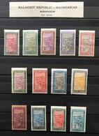 MADAGSCAR 1922 - NEUF / MNH / MH- Série Complète YT 131 / 143 - CV 14 EUR - Nuevos