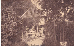 Moeder Lambic - A. Dobbels - Adinkerke-De Panne - Ingang Der Tuin - L Entrée Du Jardin - Uitg. Jos - De Panne