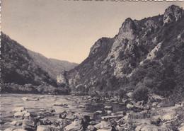 Cantal - Corrèze : Rocher De L'Aigle : Emplacement Du Barrage : C.p.s.m. Grand Format - Dentelée - Other Municipalities
