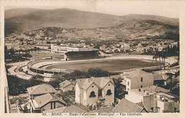BONE - N° 46 - STADE VELODROME MUNICIPAL - VUE GENERALE (STADE) - Annaba (Bône)