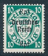 Deutsches Reich 720 ** Mi. 8,- - Nuevos