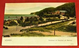 GÖHREN  -  Nordstrand Mit Damenbad Und Warmbad   - - Andere