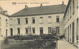 Brugelette - Institut ST. Louis - Brugelette