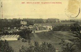 France > [01] Ain > Neuville Sur Ain > Vue Générale  / 80 - Altri Comuni
