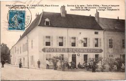 71 - CHAGNY -- Hôtel Du Commerce - P. Lameloise, Place D'Armes - Chagny