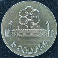 Singapore - 5 Dollars 1973 - 7th Southeast Asia Peninsular Games - KM# 10 - Singapore